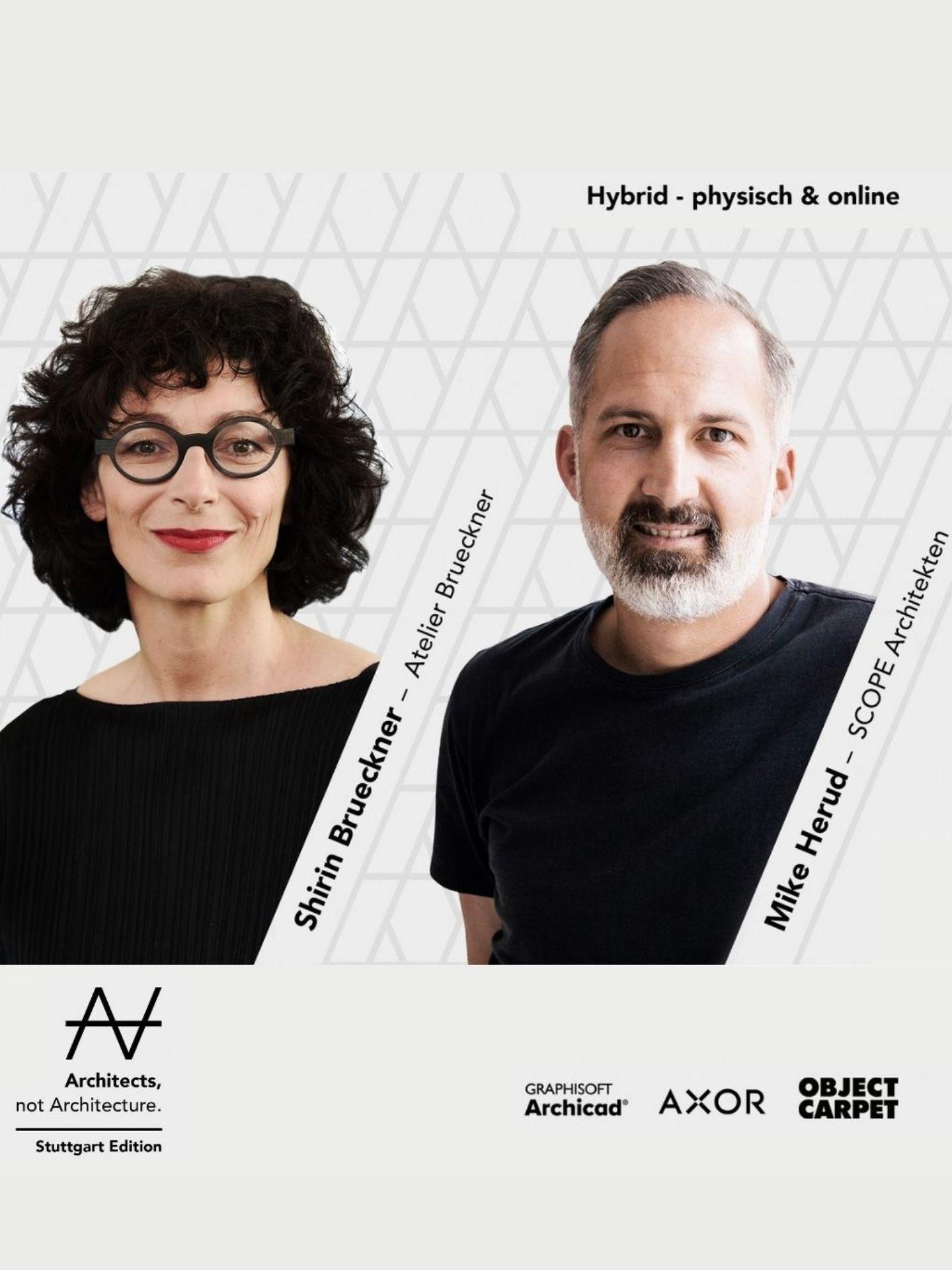 Stuttgart Edition - Architects, not Architecture