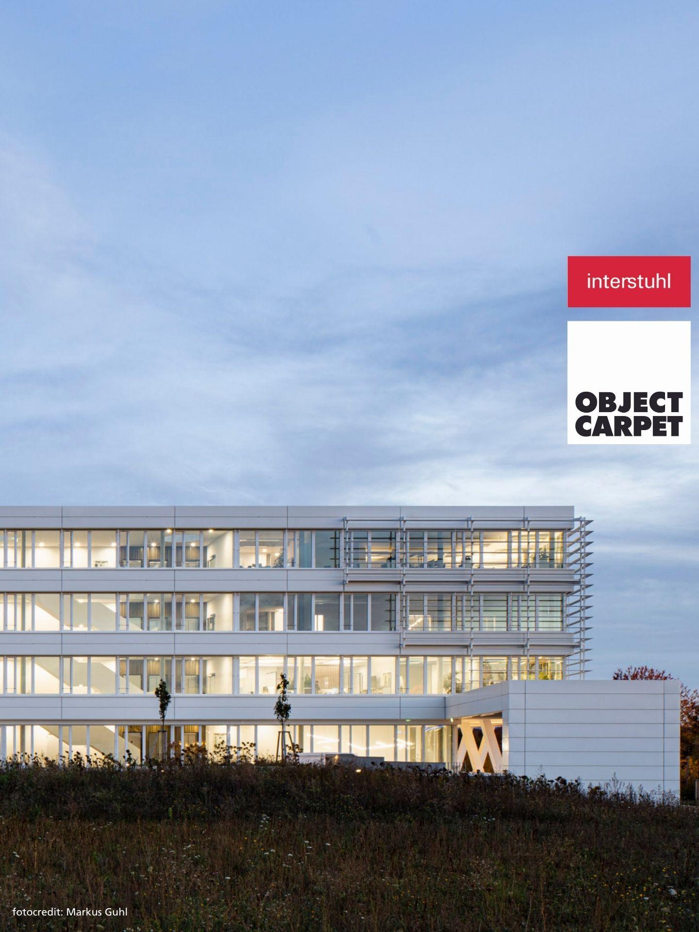 How do we make NEW WORK work? - Interstuhl & OBJECT CARPET